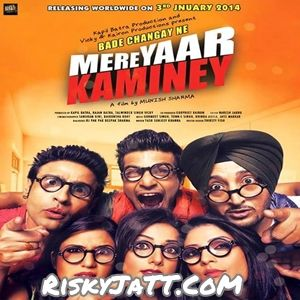 Mere Yaar Kaminey By Rahat Fateh Ali Khan, Inderjeet Nikku and others... full mp3 album