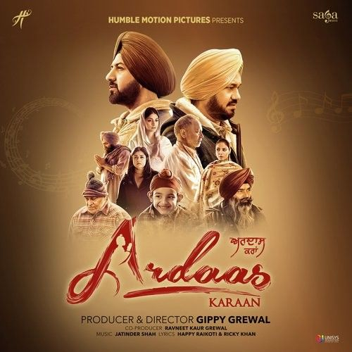 Ardaas Karaan By Sunidhi Chauhan, Happy Raikoti and others... full mp3 album