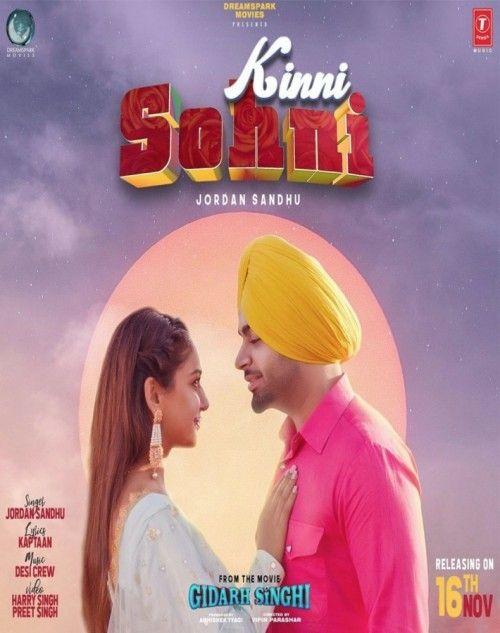 Kinni Sohni (Gidrah Singhi) Jordan Sandhu mp3 song download, Kinni Sohni (Gidrah Singhi) Jordan Sandhu full album mp3 song