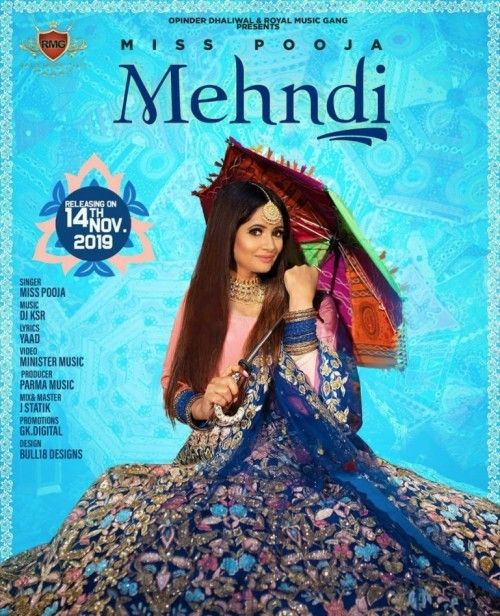 Mehndi Miss Pooja mp3 song download, Mehndi Miss Pooja full album mp3 song