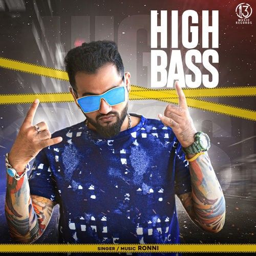 Bhool Jaana Ronni mp3 song download, High Bass Ronni full album mp3 song