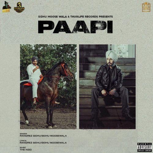 Paapi Sidhu Moose Wala, Rangrez Sidhu mp3 song download, Paapi Sidhu Moose Wala, Rangrez Sidhu full album mp3 song