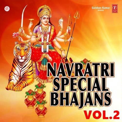 Navratri Special Vol 2 By Vinod Rathod, Kavita Krishnamurthy and others... full mp3 album
