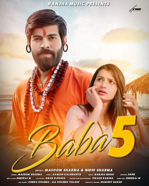 Baba 5 Masoom Sharma mp3 song download, Baba 5 Masoom Sharma full album mp3 song