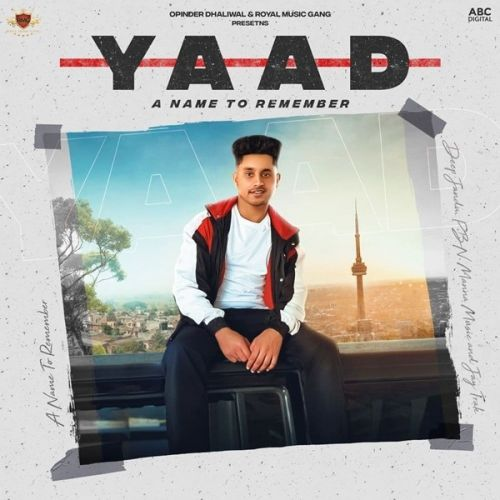 Bahane Yaad mp3 song download, Yaad (A Name To Remember) Yaad full album mp3 song