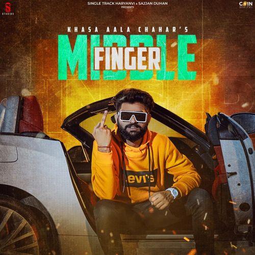Middle Finger Khasa Aala Chahar mp3 song download, Middle Finger Khasa Aala Chahar full album mp3 song