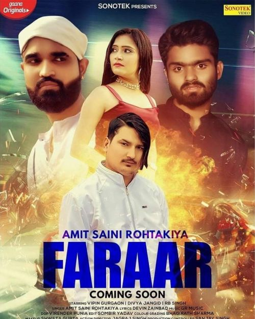 Farar Amit Saini Rohtakiyaa mp3 song download, Farar Amit Saini Rohtakiyaa full album mp3 song