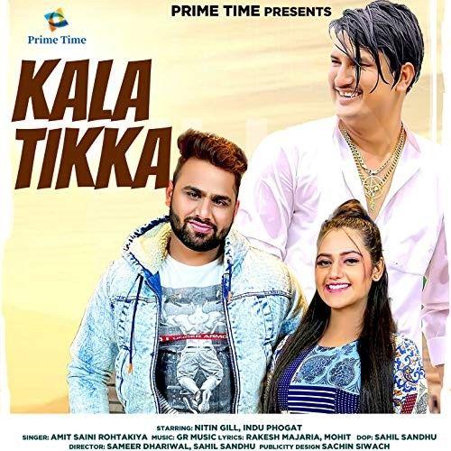 Tokk 3 Kala Tikka Amit Saini Rohtakiyaa mp3 song download, Tokk 3 Kala Tikka Amit Saini Rohtakiyaa full album mp3 song
