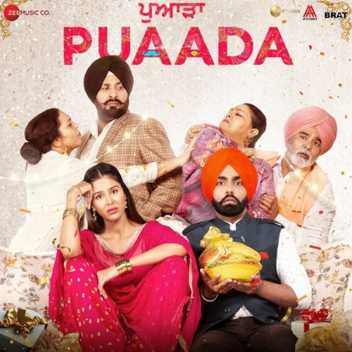 Puaada By Ammy Virk, Jasmeen Akhtar and others... full mp3 album