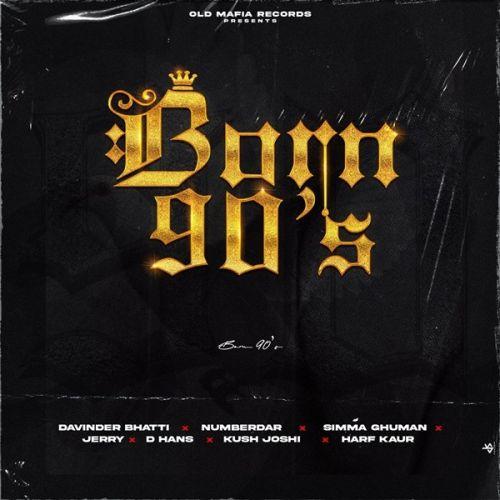 Jazbat Davinder Bhatti mp3 song download, Born 90s Davinder Bhatti full album mp3 song