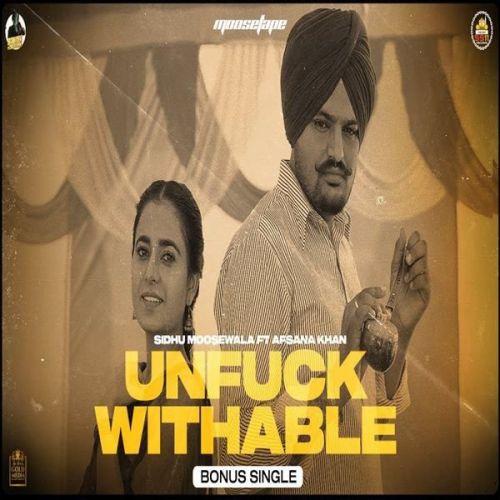 Unfuckwithable Sidhu Moose Wala, Afsana Khan Video