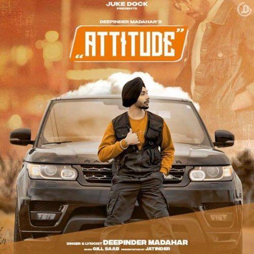 Attitude Deepinder Madahar mp3 song download, Attitude Deepinder Madahar full album mp3 song