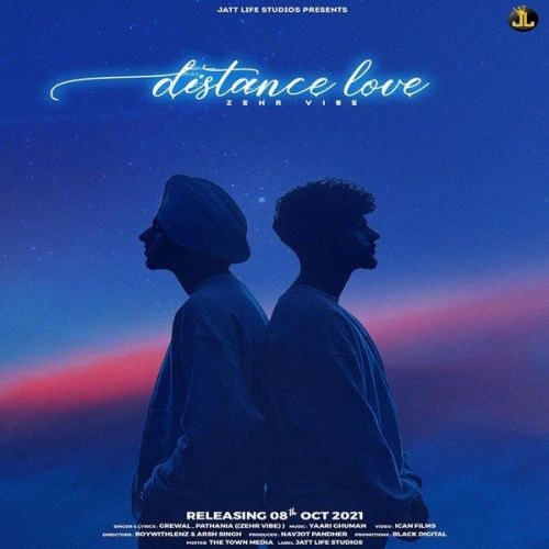 Distance Love Song Zehr Vibe mp3 song download, Distance Love Song Zehr Vibe full album mp3 song